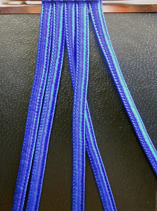 плетение из шнура, фото