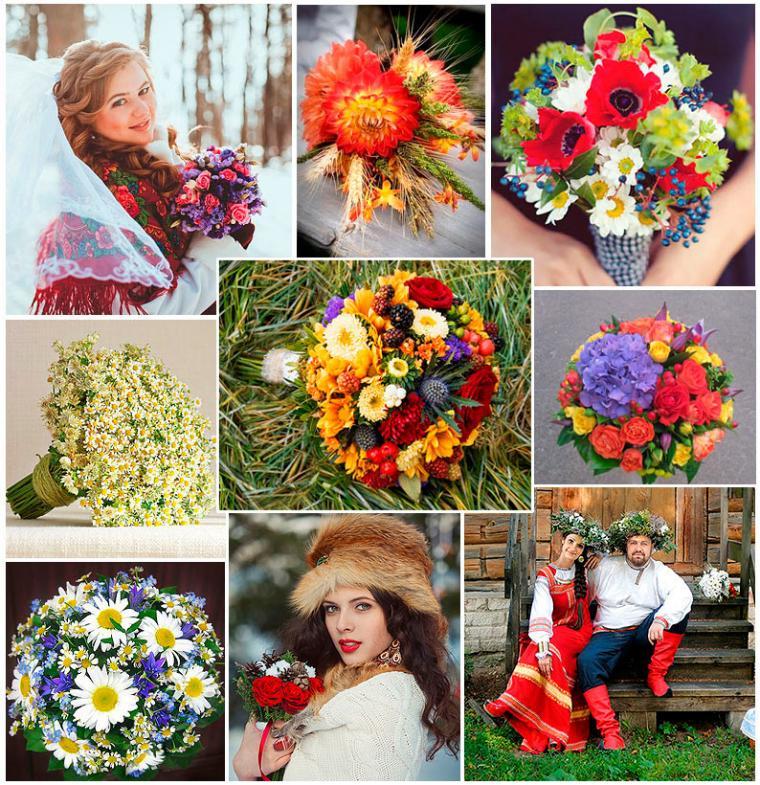 русский стиль, оформление свадьбы, русский костюм, белый