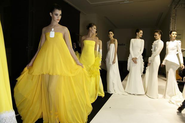 Stephane Rolland Haute Couture весна-лето 2014, фото № 38