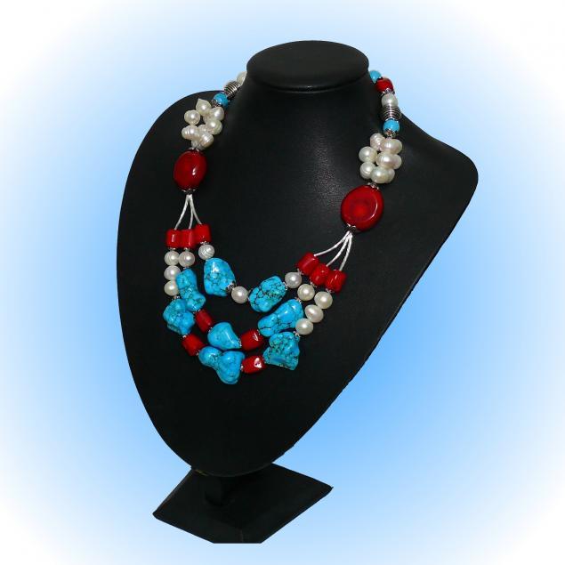 изготовление bib necklace, украшения на заказ, новость магазина, новинки