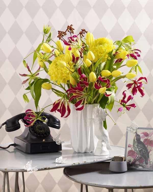 цветы из полимерной глины, глина