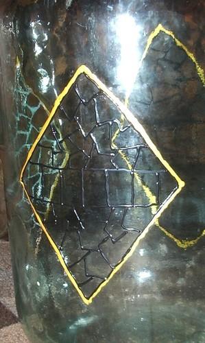 Делаем бутылку-светильник, фото № 5