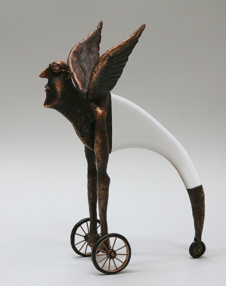 статуэтка металл