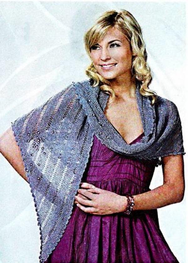 купить шаль