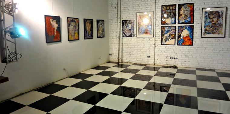выставка художника