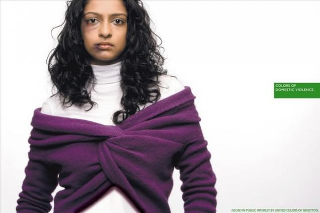 Рекламные кампании Benetton, фото № 37