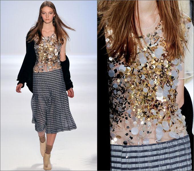 декор, тренд сезона, стильная одежда