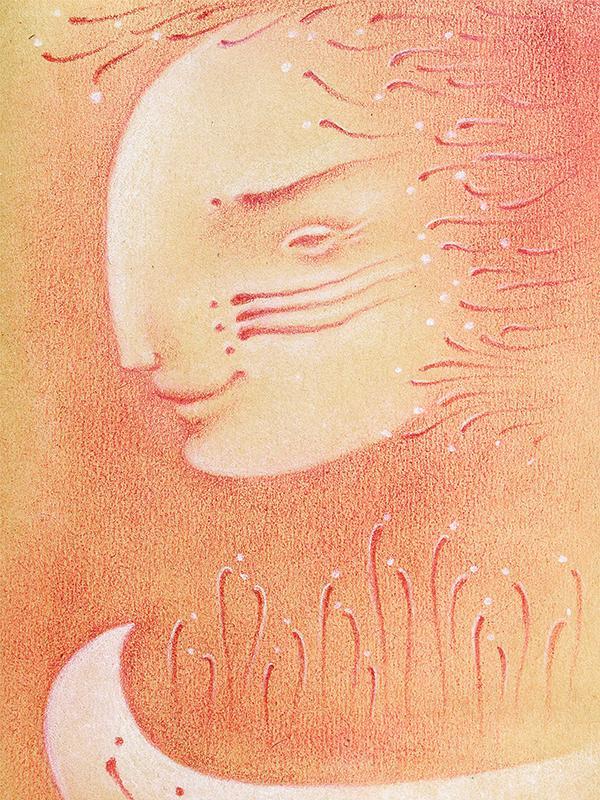 летние сказки, картины фэнтези, печать на холсте