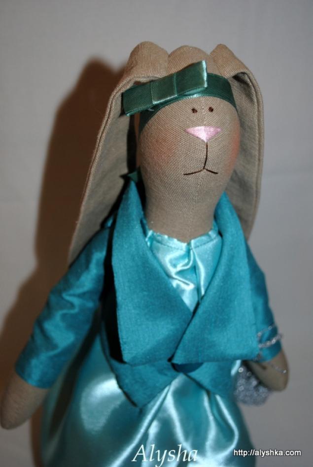новогодняя распродажа, текстильная кукла
