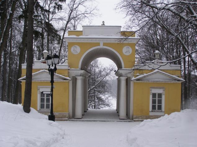 Царицыно в зимнем ракурсе., фото № 10