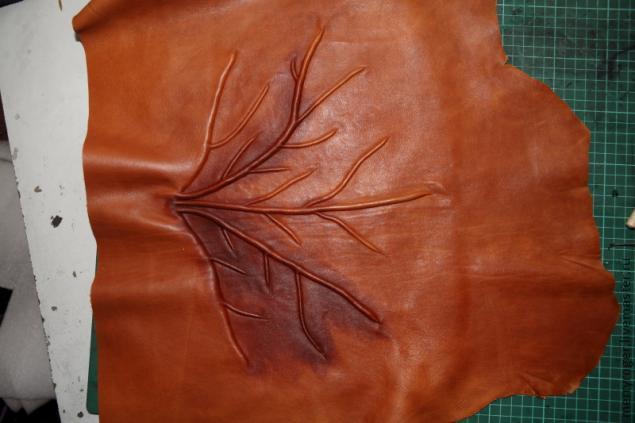 Изготовление сумок из кожи своими руками