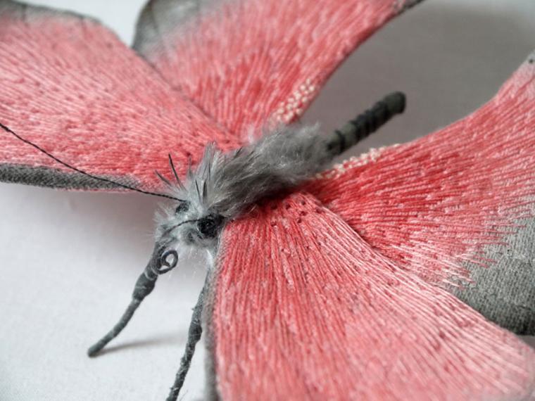 Текстильные шедевры, или Бабочки как источник вдохновения, фото № 42