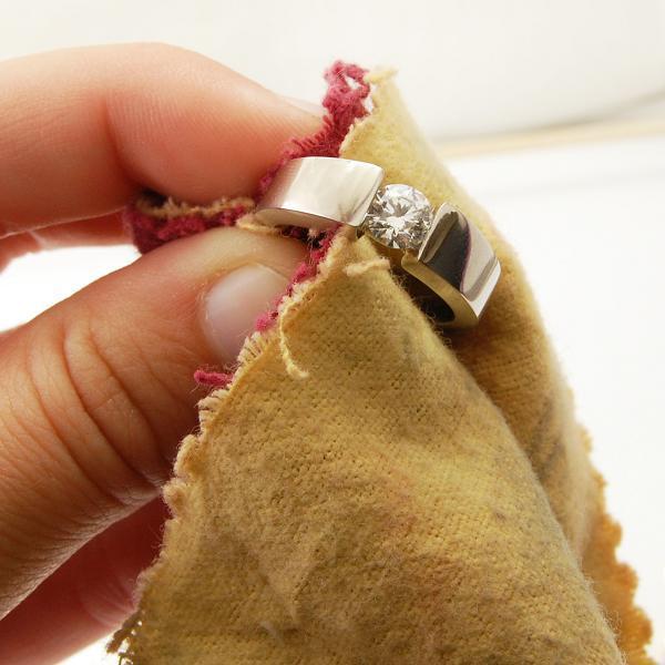 как чистить серебро, уход за украшениями