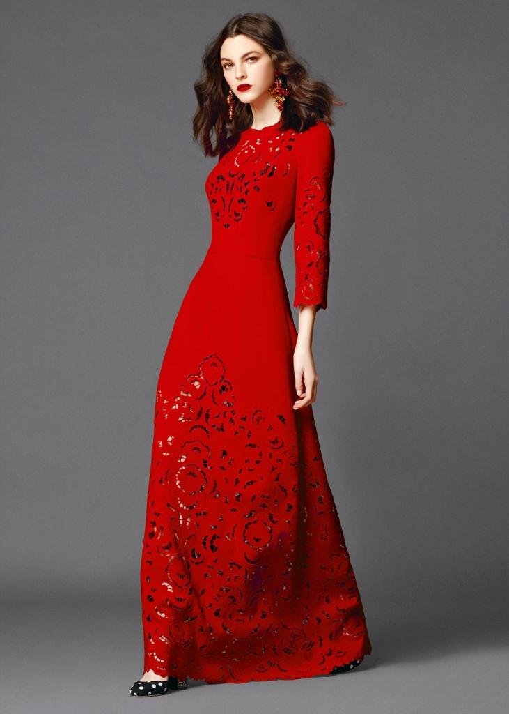 Dolce gabbana вечерние платья