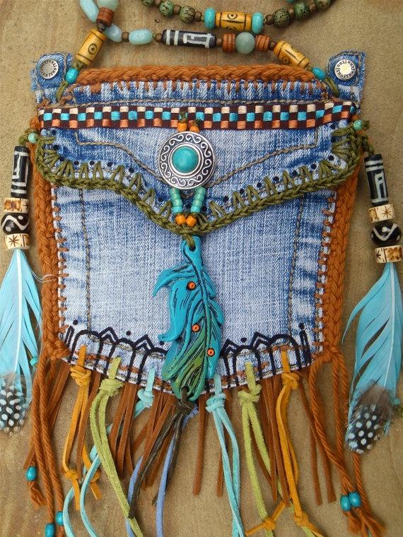 Утилизация джинсов, фото № 23