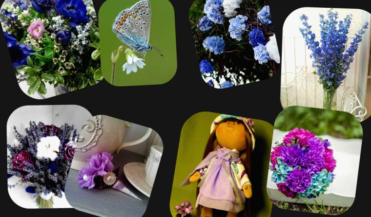 кукольный мастер, цветочный бизнес, идеи создания брэнда, продвижение продаж