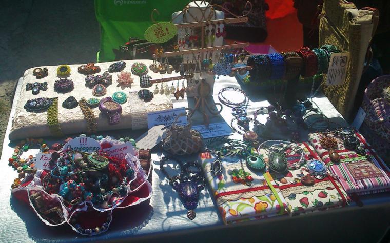 Флудилка: выставка-ярмарка