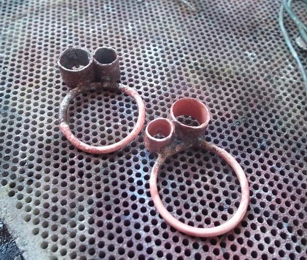 Шлифовка и полировка после пайки медь-фосфорным припоем, фото № 2