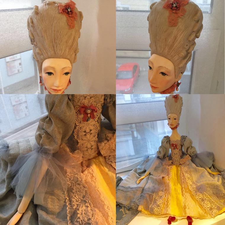 Отражение эпохи 18 века в кукле, фото № 2