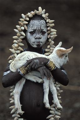 The Mursi    Many anthropologists consider the Lower Omo Valley, in Ethiopia, to be the cradle of Mankind. Several ethnic groups currently inhabit the region, living in surroundings that seem nearly unchanged from the Bronze Age.