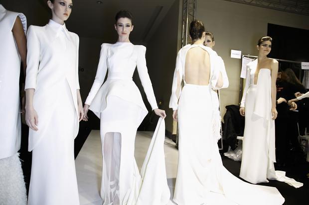 Stephane Rolland Haute Couture весна-лето 2014, фото № 48
