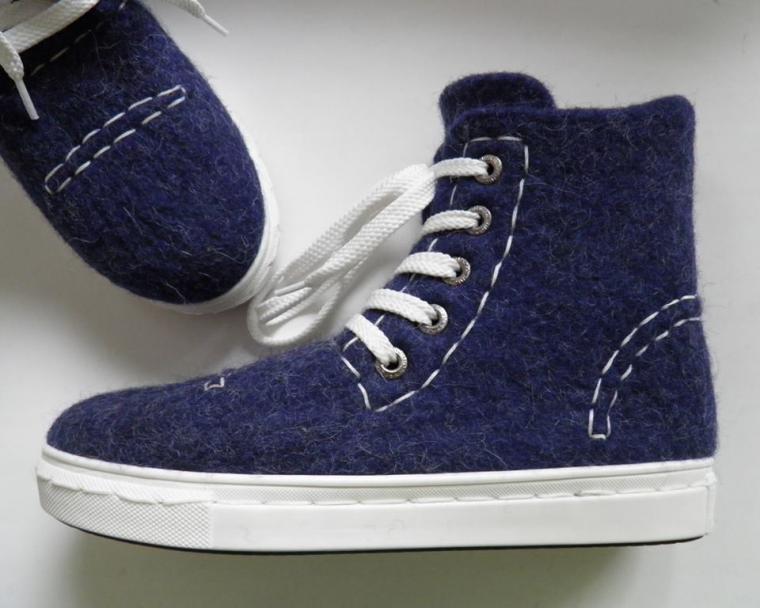 ботинки, войлок для новичков