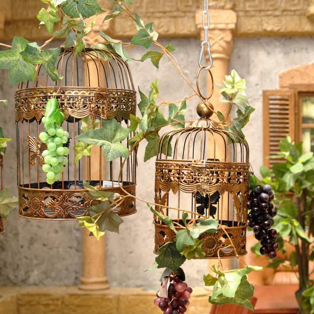 кованые изделия, виноградная тема