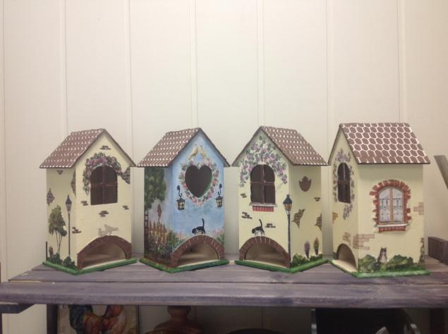 Потрясающие Чайные домики ! Осваиваем что-то новенькое!, фото № 13