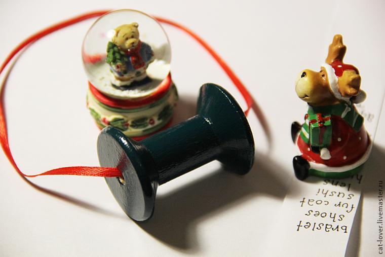 игрушка на ёлку