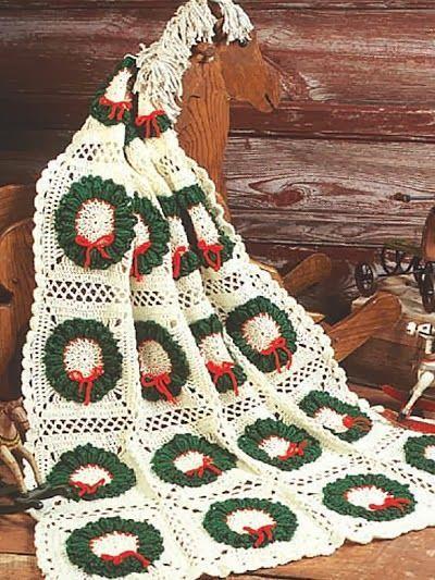 Free Christmas Afghan Patterns