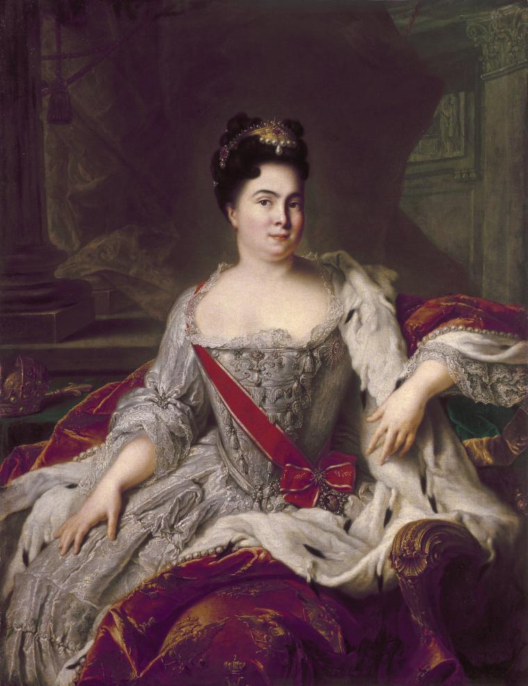 Корона королевы и императрицы отличия
