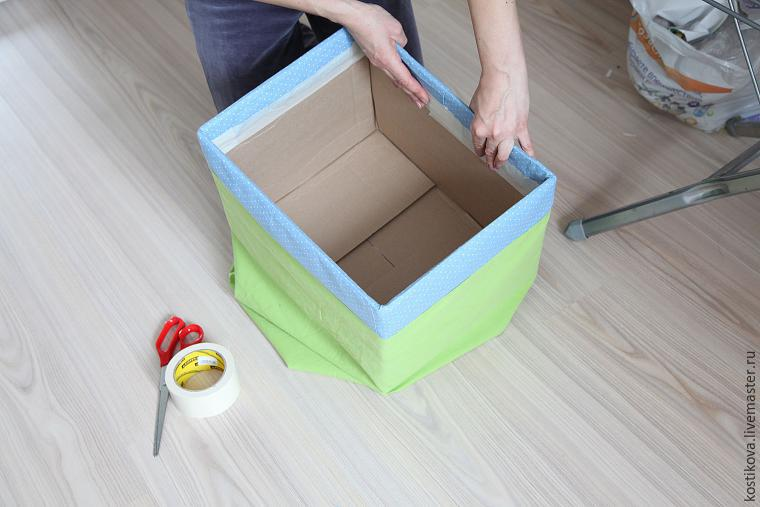 Изготовление красивых коробок своими руками 992