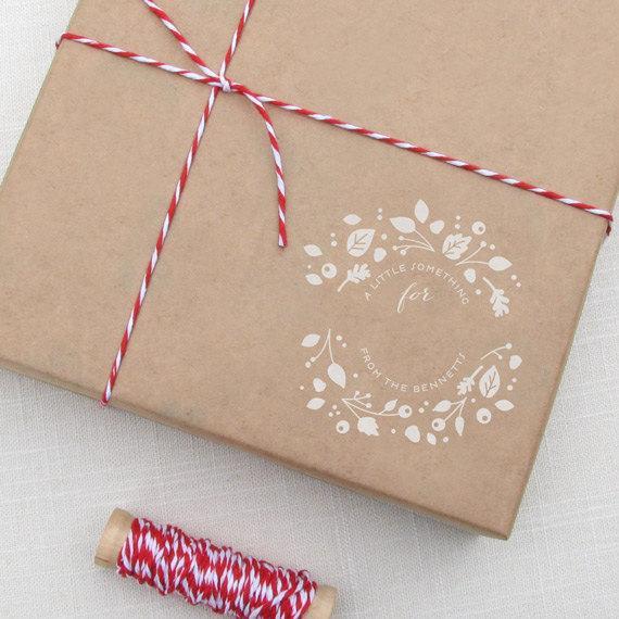Упаковка подарков картина 99