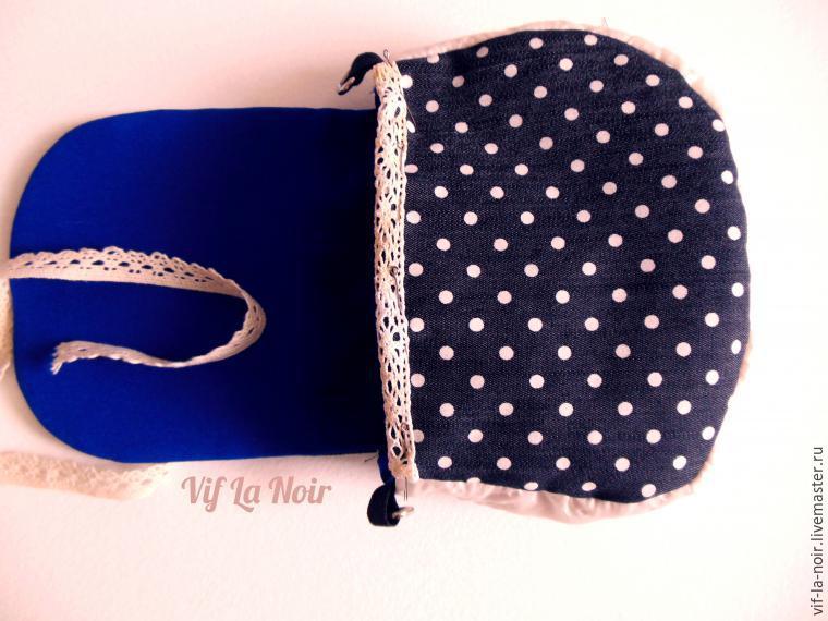 Как сшить милую сумочку для девочки – Ярмарка Мастеров