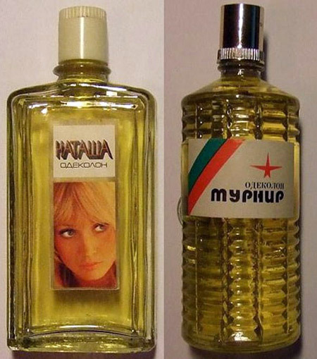 Знаменитые ароматы времен СССР