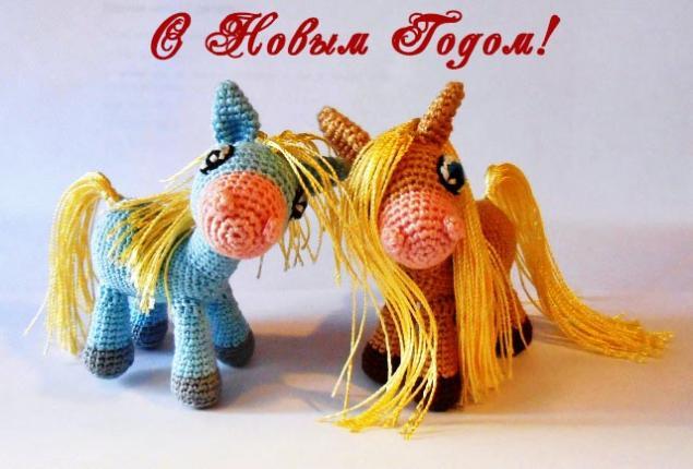лошадь, лошадка, символ 2014 года, символ года, подарок, пони