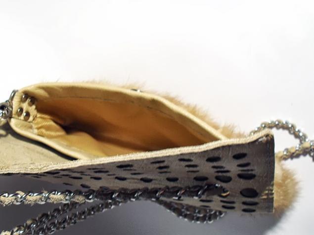 меховые сумки