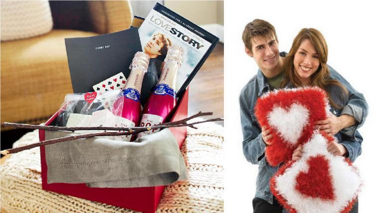 Романтические подарки для мужчины 991