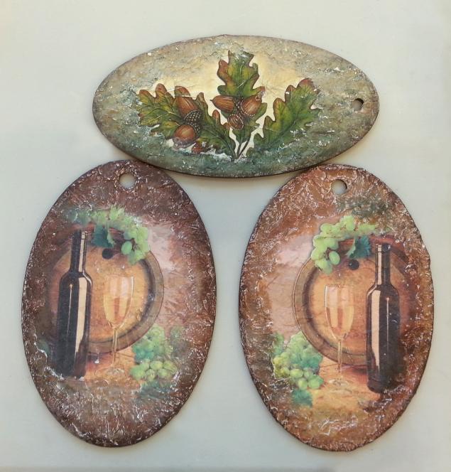 вживление салфетки, фреска
