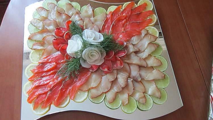 Блюда на новый год своими руками