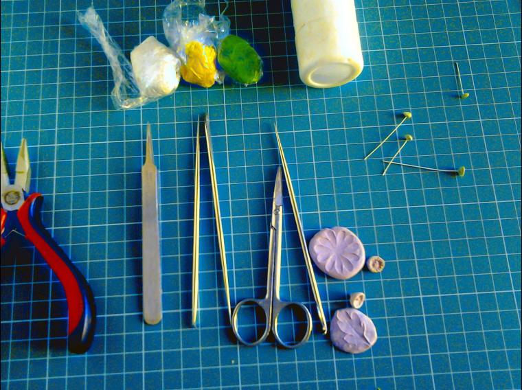 силикон, ромашка, мастер-класс по лепке, букет ромашек