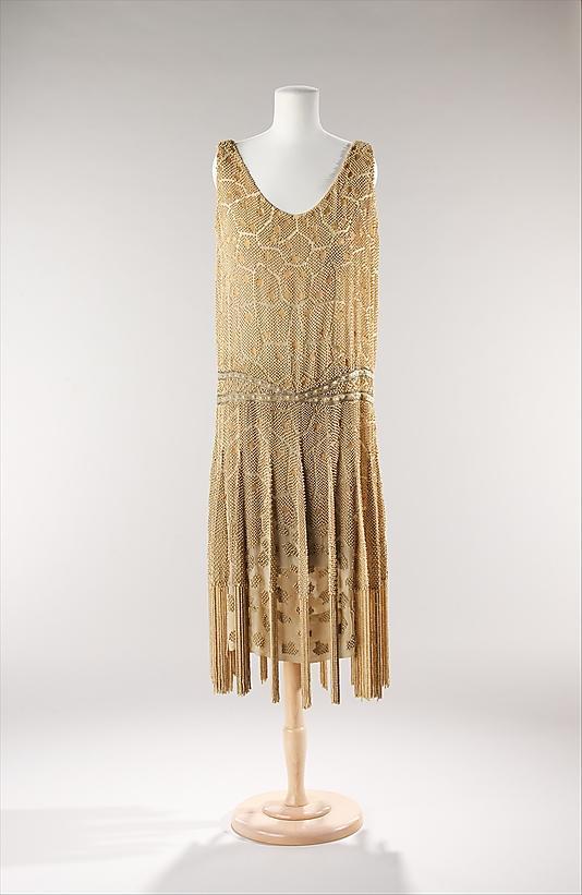 Фото платья 1920 года