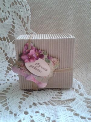 Подарочная упаковка в ЭКО стиле, фото № 4