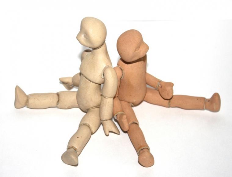 керамические куклы