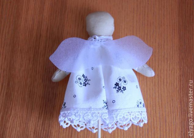 Шьем ангелочка своими руками, фото № 34