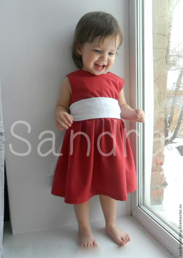 Как сшить платье к дню рождения