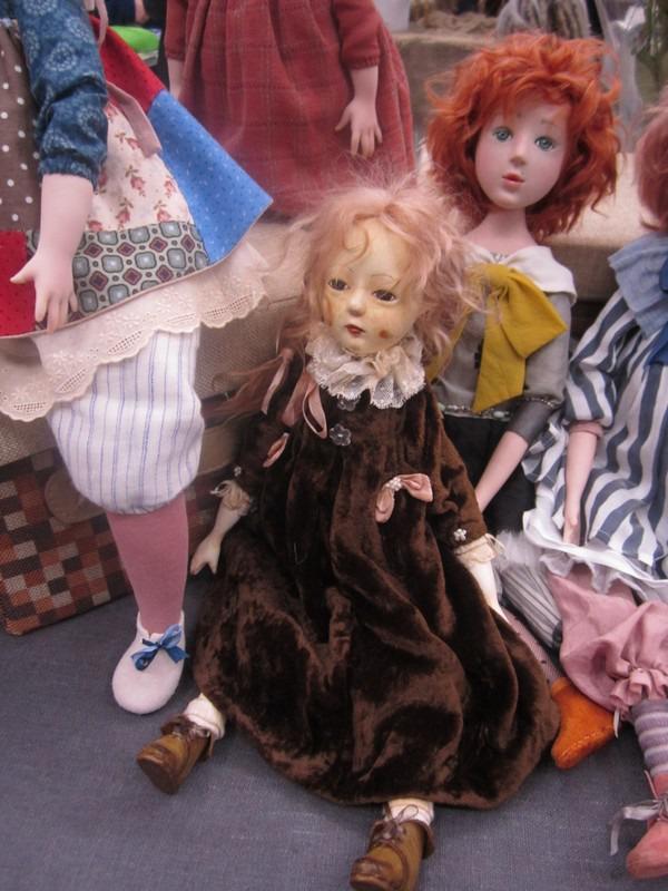 Немного Весеннего бала кукол... Фото, фото № 31