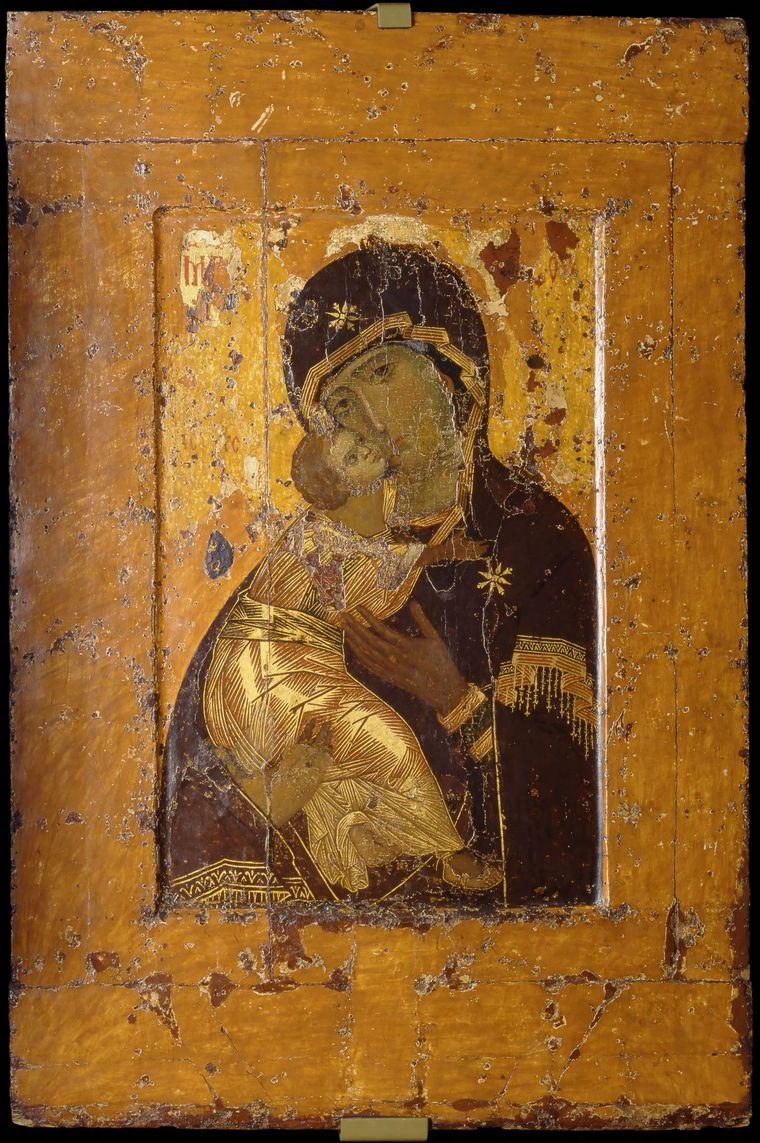 Не единожды отечество наше было спасаемо молитвой народной пред чудотворным образом владимирской иконы божией матери