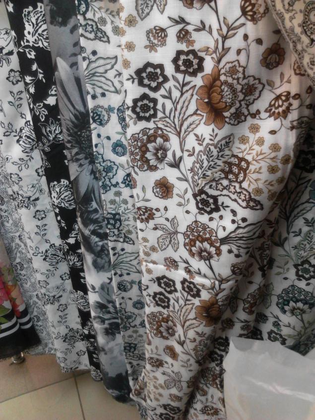 ткань для юбок