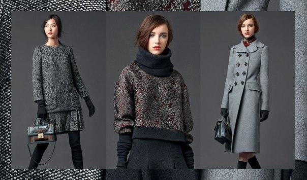 осень, коллекция одежды, тренд
